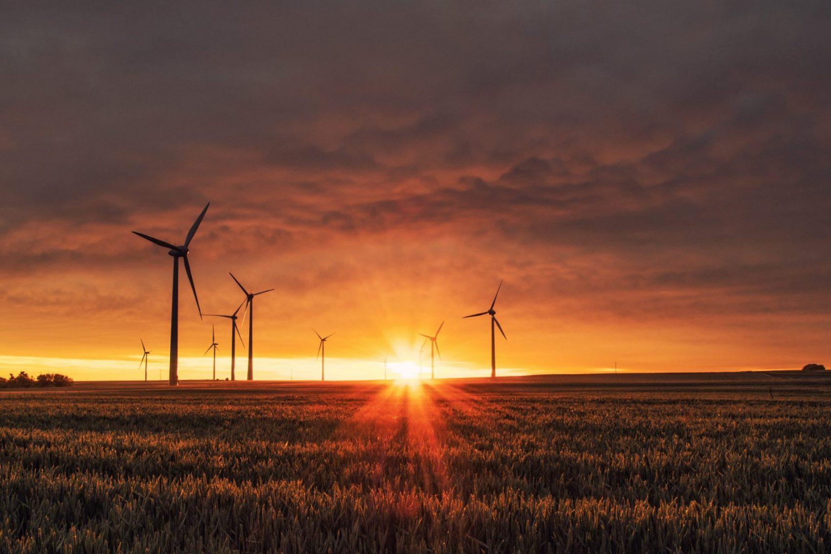 Windenergie als Alternative zu fossilen Energieträgern