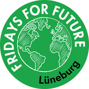 Fridays For Future Lüneburg Logo