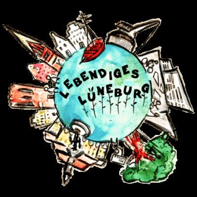 Lebendiges Lüneburg Logo