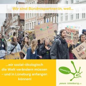 Bündnispartner:in JANUN Lüneburg