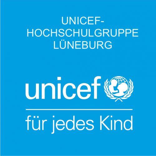UNICEF Hochschulgruppe Lüneburg Logo