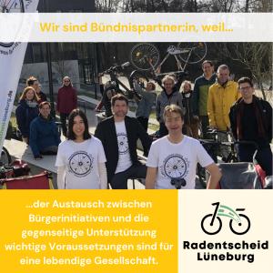 Bündnispartner:in Radentscheid Lüneburg